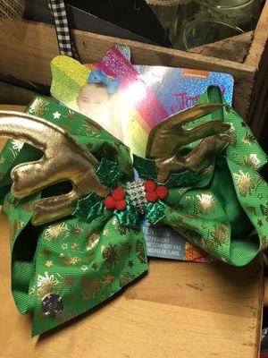 """JoJo Big 6"""" Christmas Bow for Sale in Franklin, NJ"""