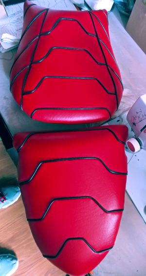 Motorcycle seat covers for Sale in Schaumburg, IL