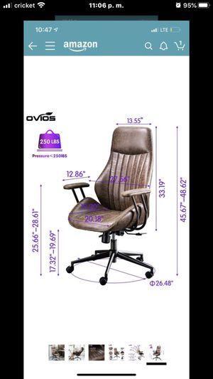 Office desk chair nueva $$80 for Sale in Baldwin Park, CA