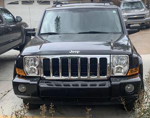 2007 jeep commander for Sale in Chula Vista, CA