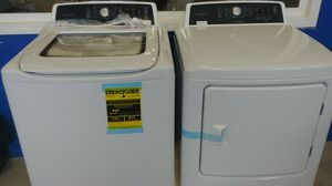 Inside the box Frigidaire washer & dryer for Sale in Houston, TX