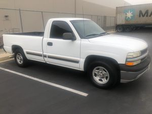 2002 Chevy Silverado long bed for Sale in Riverside, CA