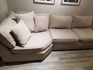 Like New! Sectional Couch for sale for Sale in Los Angeles, CA