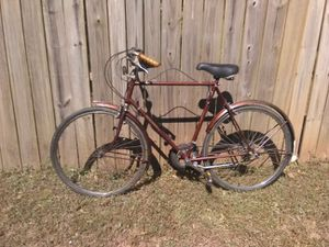 Raleigh English racer brown men's bike for Sale in Atlanta, GA