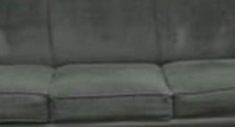 Green Sofa With Pull-Out Bed (Queen) for Sale in San Leandro,  CA