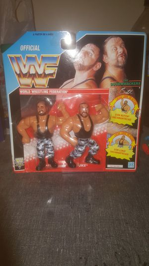 WWF The Buschwakers M.I.C (1991) for Sale in Middletown, PA