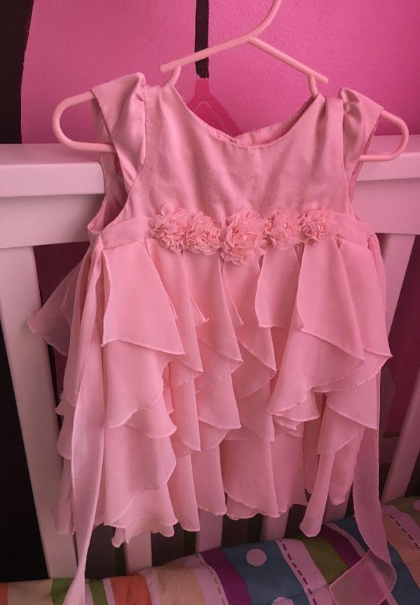 Dress size 6-9 months
