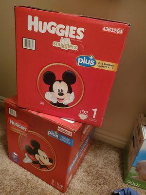Diapers huggies for Sale in South Jordan, UT