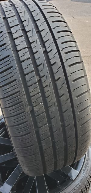Good tires almost new in rims for Sale in North Chesterfield, VA