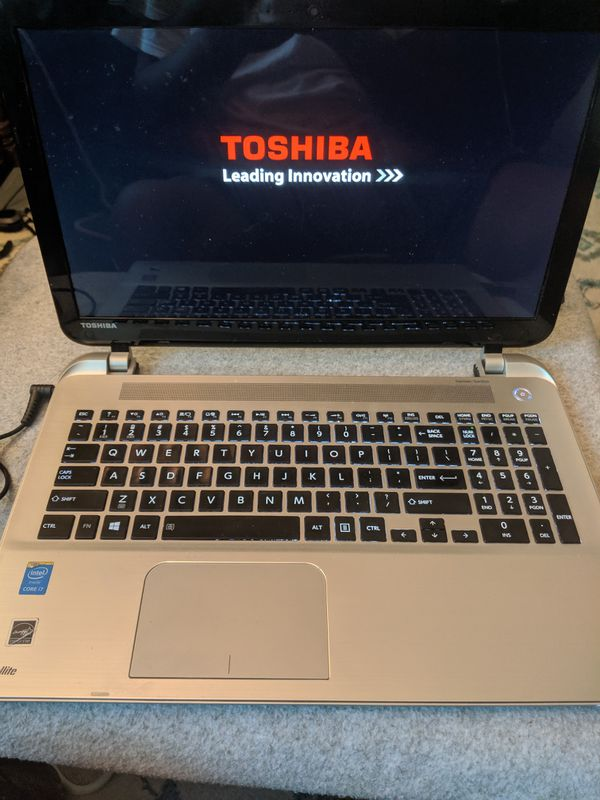 "Toshiba Satellite S55 15.6"" FULL HD Core i7 4720HQ @ 2.60GHz 12GB RAM 750GB HD"