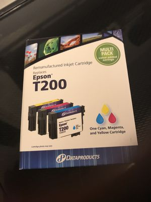 Inkjet Cartridge Epson T200 for Sale in Idaho Falls, ID