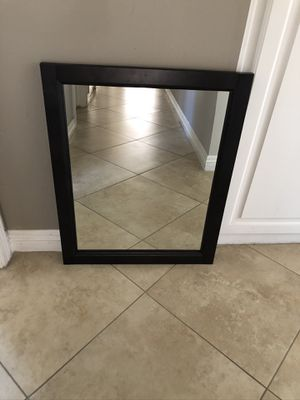 Charcoal/black mirror for Sale in Simi Valley, CA