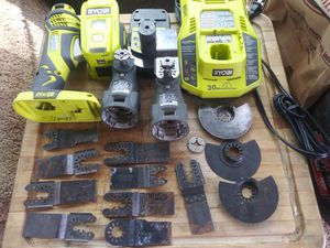 Ryobi one+/ jobplus tool set for Sale in Sacramento, CA