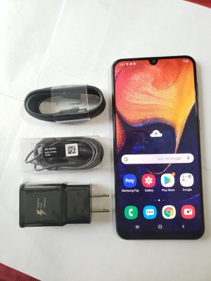 Samsung Galaxy A50 , UNLOCKED for All Company Carrier ,  Excellent Condition like New for Sale in Springfield, VA