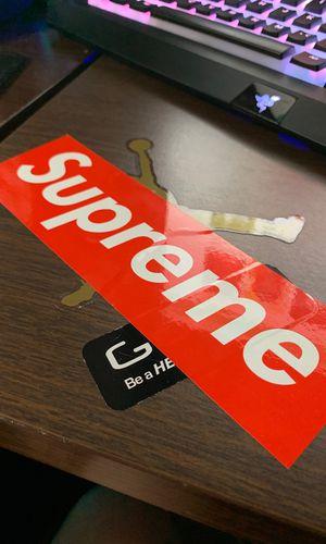 Supreme sticker for Sale in McLean, VA