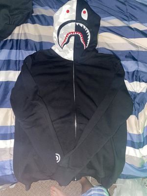 Bape shark mouth hoodie for Sale in Stoughton, MA