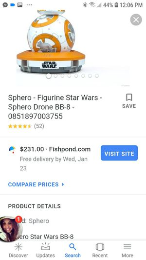 Sphero bb-8 drone for Sale in Southaven, MS