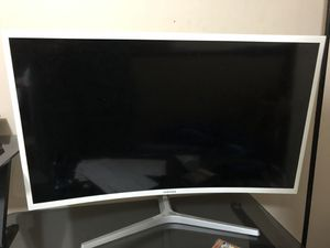 32 inch Samsung curved monitor for Sale in Tampa, FL