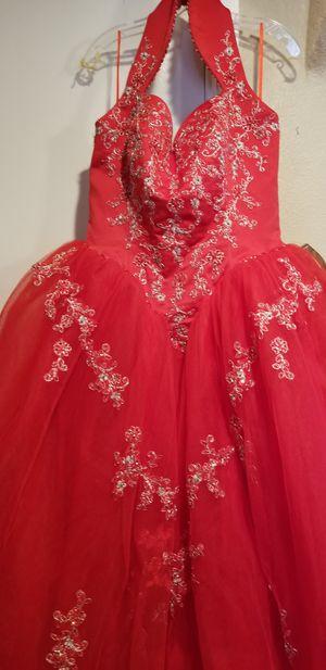Quinceañera dress for Sale in Moreno Valley, CA