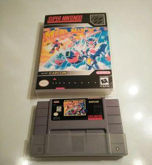 Super Nintendo Mega man x3 for Sale in Philadelphia, PA