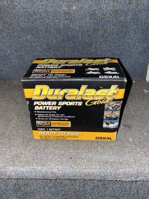 Motorcycle battery, Honda cbr/ Suzuki Ect. for Sale in Woburn, MA