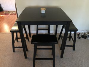 Bar kitchen dining table set!! (Must go fast). for Sale in Santa Clara, CA