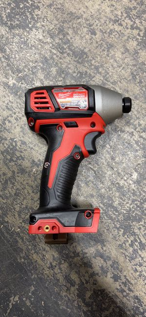 Brand new Milwaukee impact driver m18 *asking price only* for Sale in MONTGOMRY VLG, MD