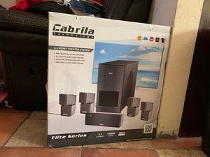 Surround sound system for Sale in Austin, TX