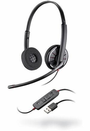Plantronics c320-m headset for Sale in Kansas City, KS