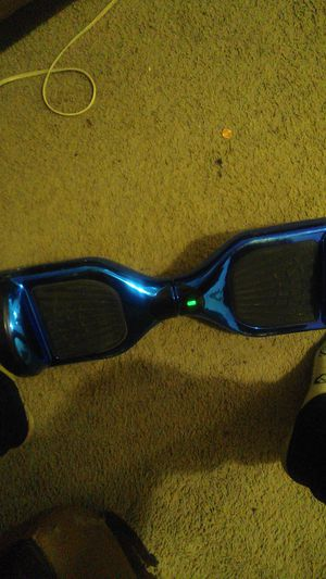 Blue Hoverboard With Bluetooth for Sale in Washington, DC