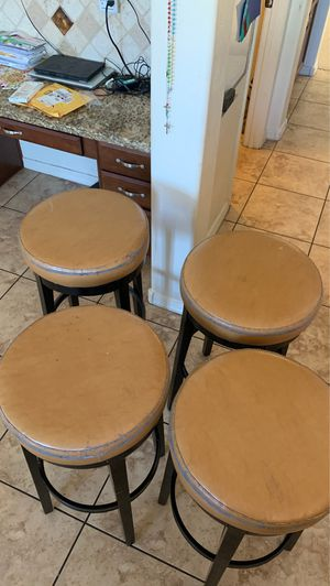Bar stole see size in photo for Sale in Chandler, AZ