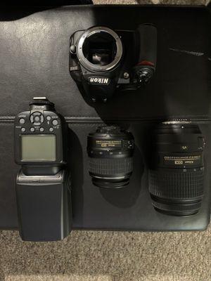 Nikon DSLR for Sale in Triangle, VA