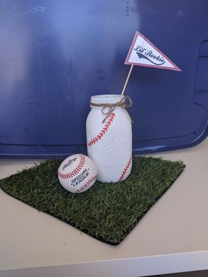Baseball theme birthday decor for Sale in City of Industry, CA