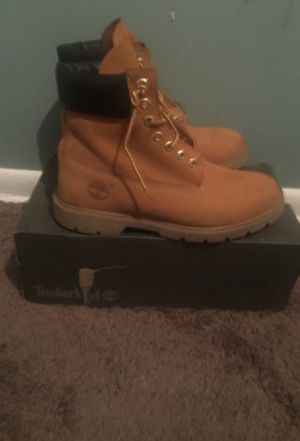 Timberland boots Size 8 for Sale in Valley View, OH