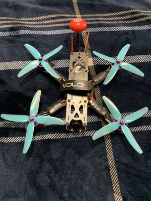 Clean PNP high speed custom race Fpv drone. for Sale in Fort Lauderdale, FL