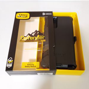 Samsung Galaxy Note 20 Otterbox Defender Series Case with belt clip holster for Sale in Canyon Country, CA