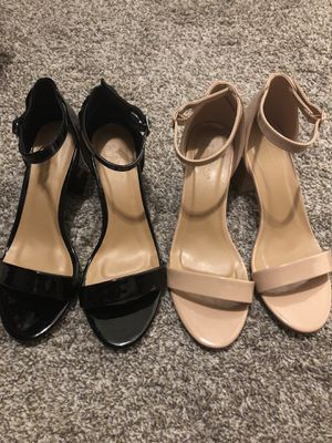 Heels size 8.5 for Sale in Collinsville, OK