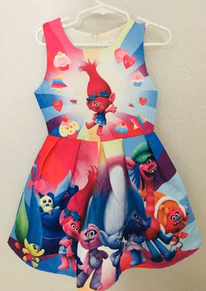 Trolls dress for Sale in Pinellas Park, FL