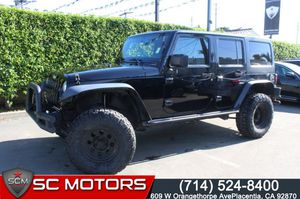 2013 Jeep Wrangler Unlimited for Sale in Placentia, CA