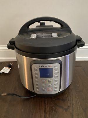 Instant Pot - 8qt (Duo Plus 80) for Sale in Edgewater Park, NJ