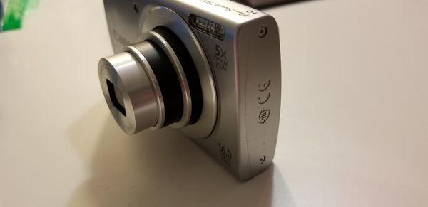 Canon Power Shot A2500 Camera
