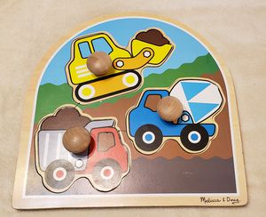 Melissa and Doug Wood Truck Puzzle for Sale in Mooresville, NC
