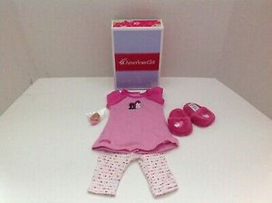 American Girl Doll-I Love Pets Pajamas Set Outfit NIB for Sale in New Orleans, LA