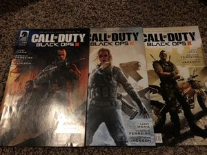 Call of Duty: Black Ops 3 - Comic Book Miniseries for Sale in Lee's Summit, MO