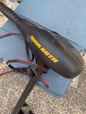 Minn Kota trolling motor for Sale in Orlando, FL