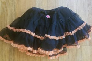 Girls Size 2 Hello Kitty Halloween Tutu for Sale in Encinitas, CA