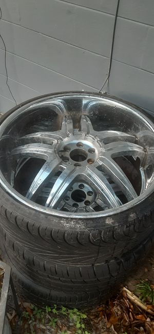 Tie rims for Sale in Tampa, FL