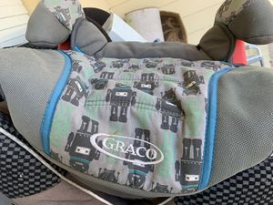 Graco toddler booster car seat for Sale in Tampa, FL