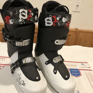 Salomon SPK Kreation ski boots size 29.5 / 11.5 for Sale in Milpitas, CA