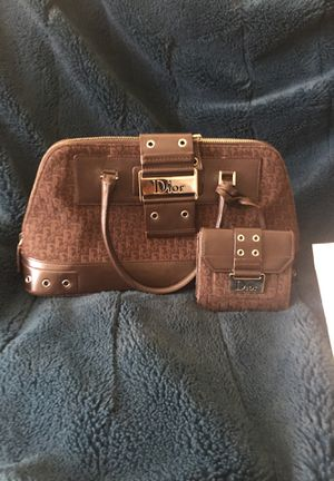 Dior bag with wallet for Sale in North Miami Beach, FL